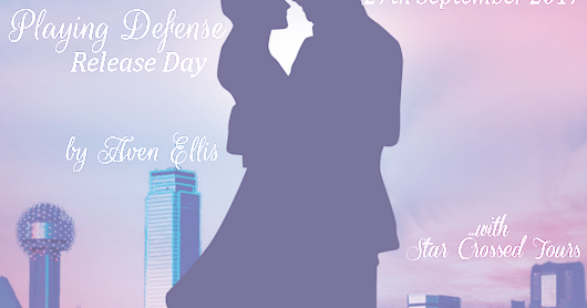 Book Blitz: Playing Defense - Aven Ellis (Dallas Demons #5) (Excerpt)