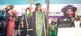 10 Promises Unical New VC made in her Investiture speech