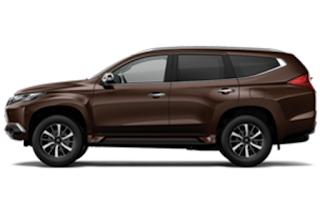 Mitsubishi Pajero Warna Deep Bronze Metallic 2019
