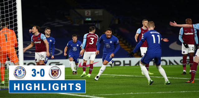 Chelsea vs West Ham United – Highlights