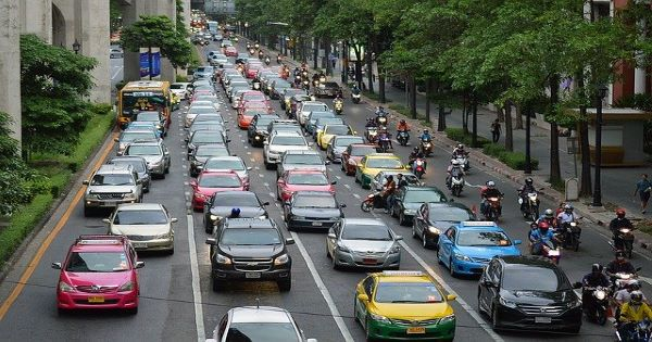 Traffic Jam Paragraph for Students