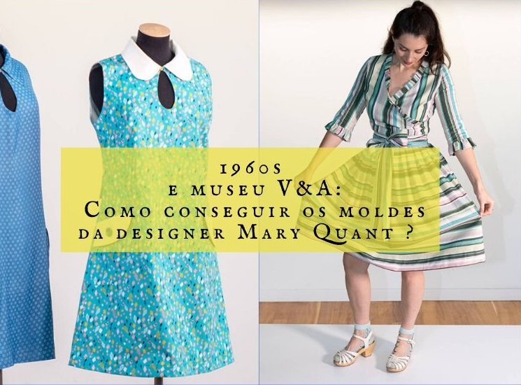 Moldes Mary Quant