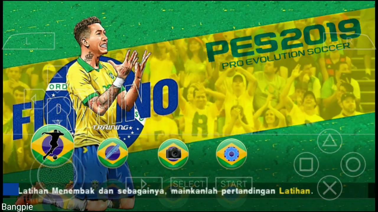 PES 2020 PPSPP Jogress v3 5 Shopee Liga 1 Indonesia Season 2019/2020