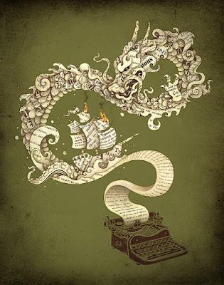 Green Pear Diaries, diseño gráfico, ilustraciones, Enkel Dika