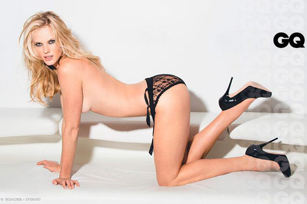 Anne Vyalitsyna Hot Pics and Bio