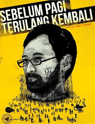 Poster Film Sebelum Pagi Terulang Kembali