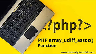 PHP array_udiff_assoc() Function