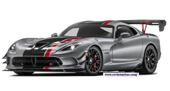 Dodge viper srt 0-60