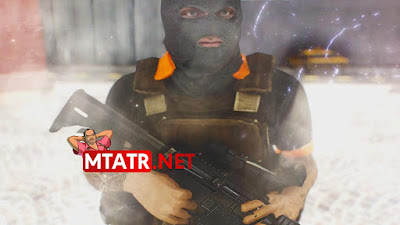 MTA SA Sicario skin