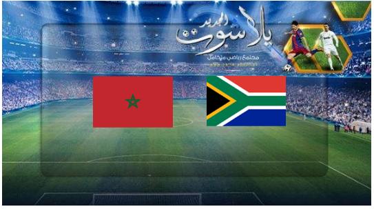 نتيجة مباراة المغرب وجنوب إفريقيا اليوم 01-07-2019 كأس الأمم الأفريقية