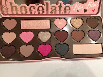 Revue palette Chocolate Bon Bons Too Faced