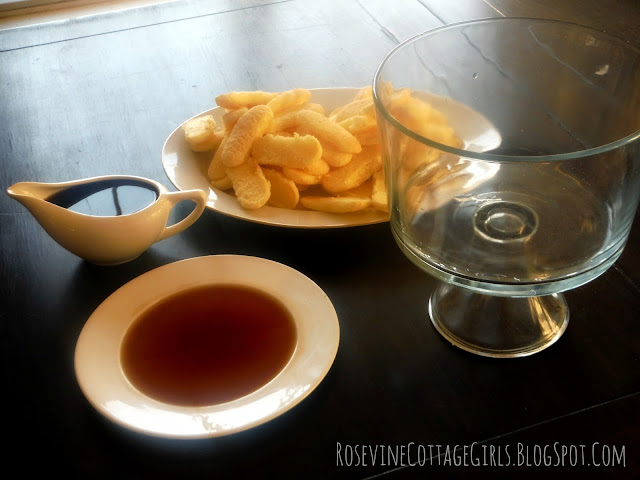 Tiramisu ingredients photo