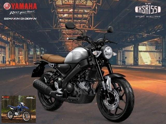 Spesifikasi dan Harga Produk Sport Baru Yamaha All New XSR 155 dan WR 155R