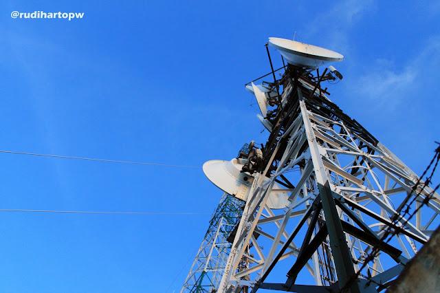 Tower Puncak Penanjakan I Bromo