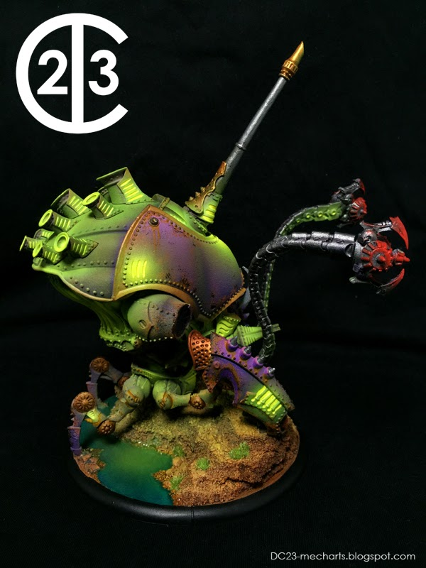 Kraken - Warmachine Crix Colossal verDC23photo