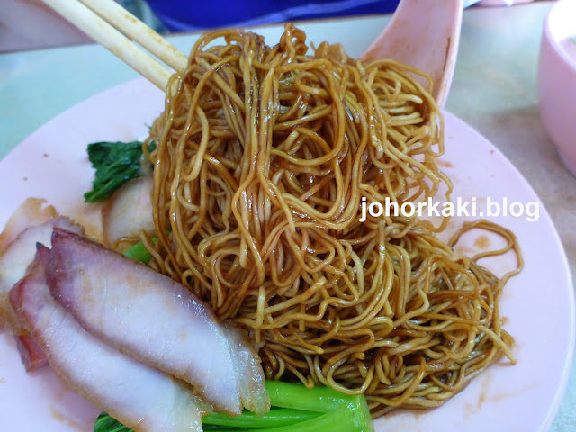Traditional-Ming-Kee-Wanton-Mee-Kepong-KL-明记云吞面