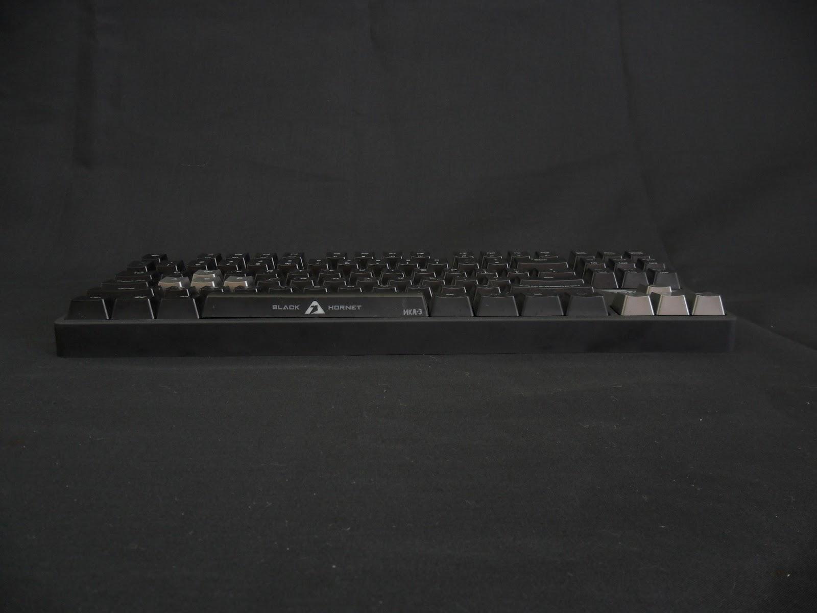 Unboxing & Review: Armaggeddon Black Hornet MKA-3 Mechanical Gaming Keyboard 7