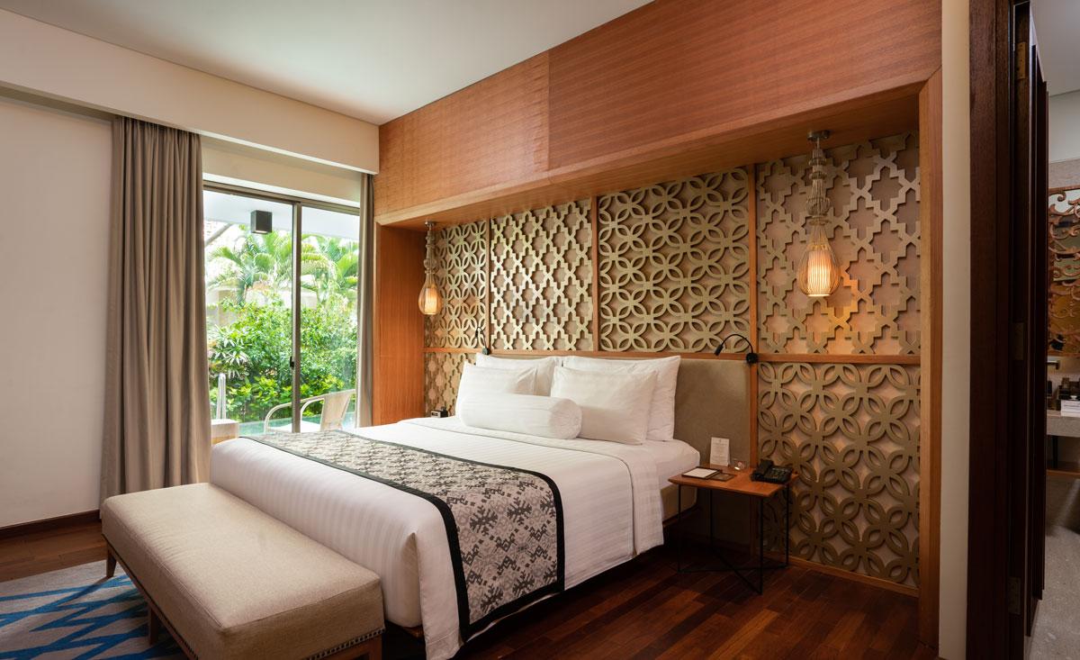 Two Bedroom - Master Bedroom