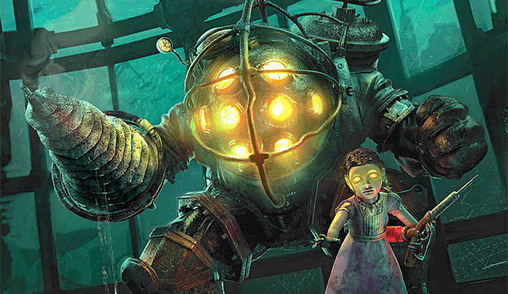 Bioshock Collection PS Plus