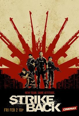 Xem Phim Phản Đòn Phần 7 - Strike Back Season 7