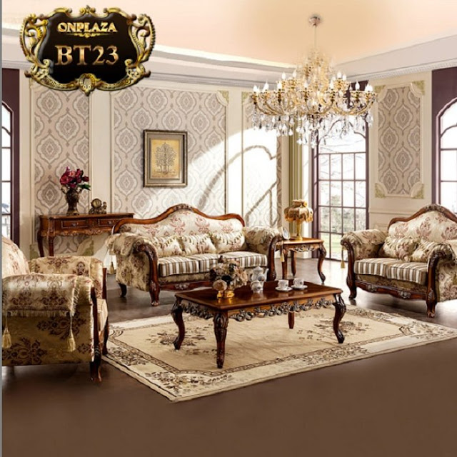 Mẫu sofa tân cổ điển đẹp nhất năm 2017