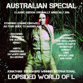 Aug29 Lopsided World of L - RADIOLANTAU.COM