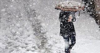 تحذير من الأرصاد الجوية من ثلوج وأمطار غزيرة في أغلب الولايات التركية