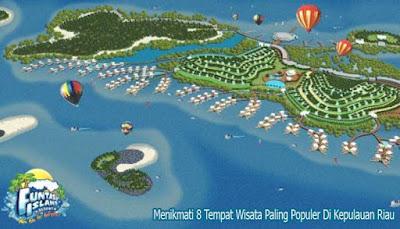 Menikmati 8 Tempat Wisata Paling Populer Di Kepulauan Riau