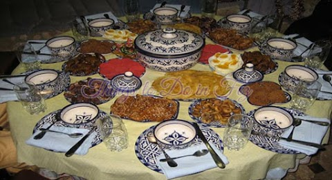 Authentic Traditions and Spiritual Rituals Distinguish Ramadan in the Spiritual City of Morocco, Fez.