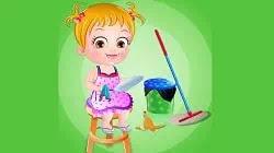 Bebek Elâ Temizleme Zamanı - Baby Hazel Cleaning Time
