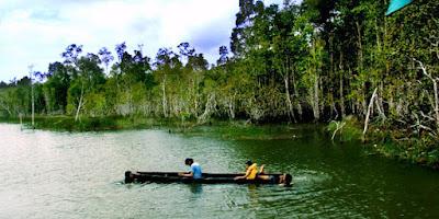 Keindahan Taman Nasional Wasur, Merauke