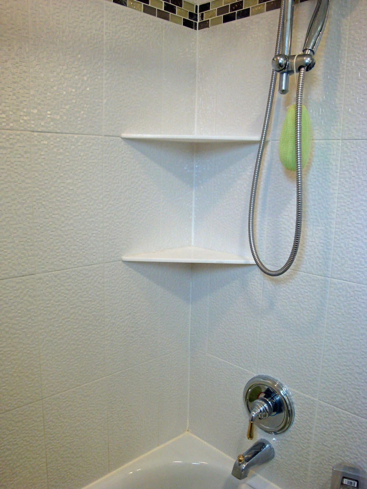 Sealing the Bathroom Grout | Kroppin Karen's Korner