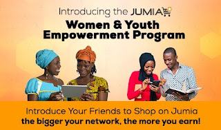 Jumia women and youth empowerment Program