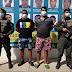 Policía Guajira aprehende a dos presuntos integrantes del Clan Del Golfo, en Riohacha