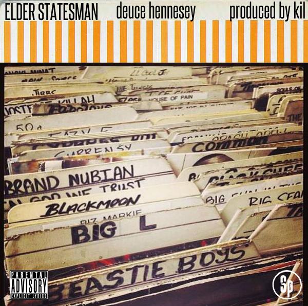 The Promo: Elder Statesman - Deuce Hennessy (Produced by  Kil)