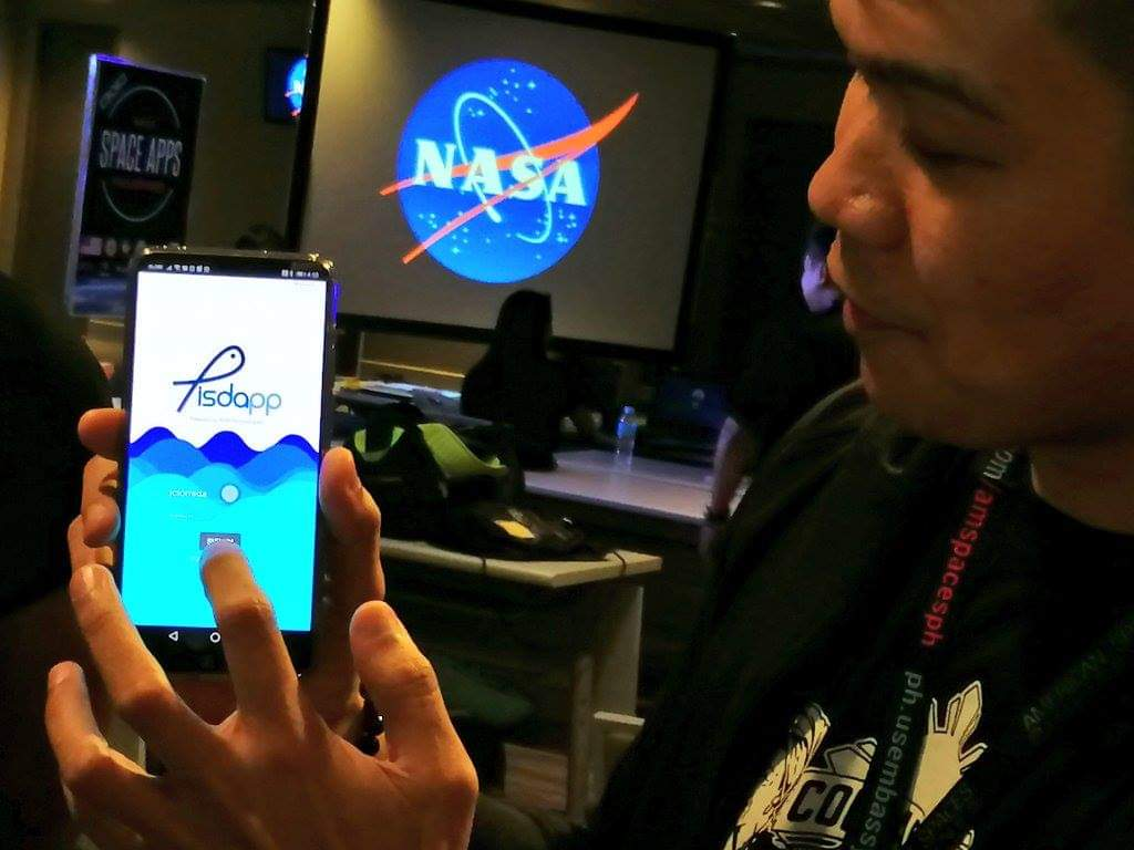 Pinoy team competes in NASA International Space Apps Challenge