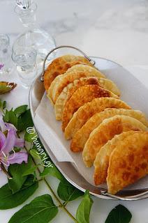 Traditional Kalitsounia of Chania, Crete