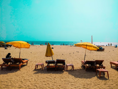 Candolim Beach, Best tourist places to visit in Goa