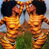 WATCH THIS: ADETUTU O.J GOES N&KED ON HER NEW PHOTOS.