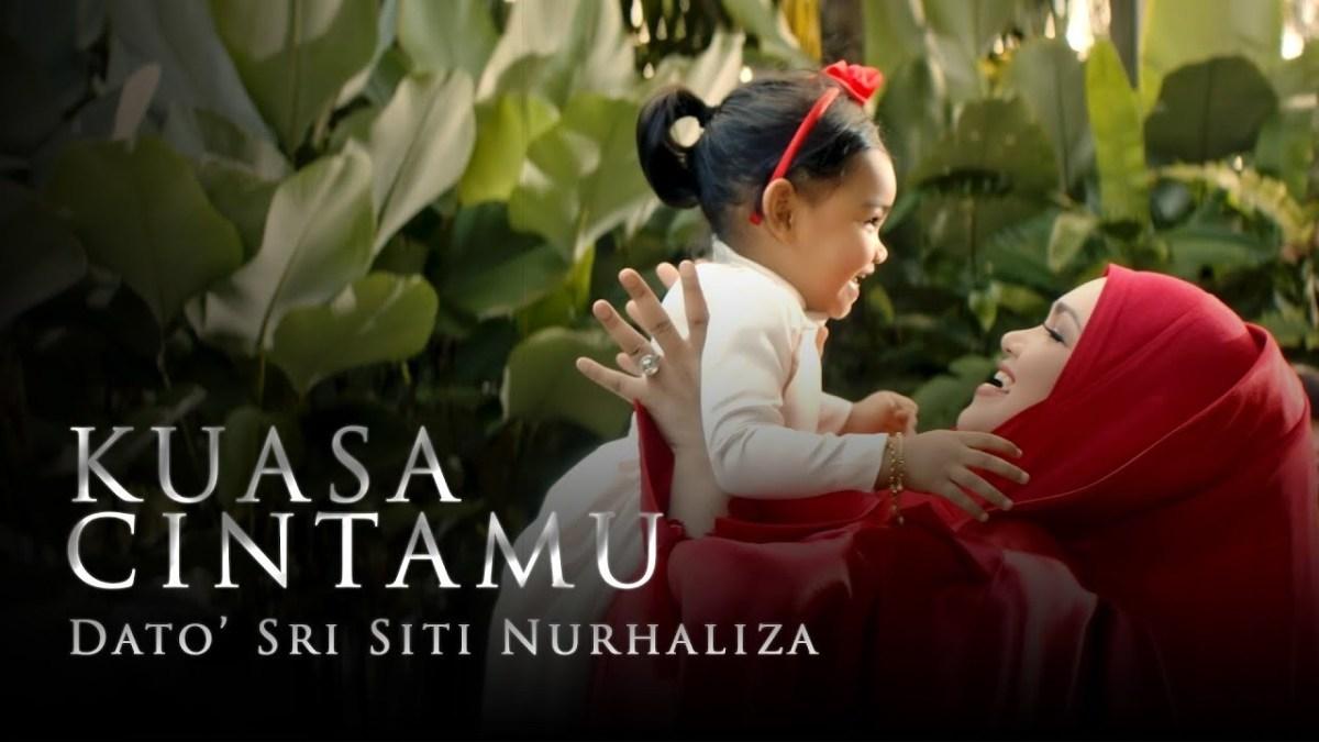 Lirik Lagu Kuasa Cintamu - Dato'Sri Siti Nurhaliza