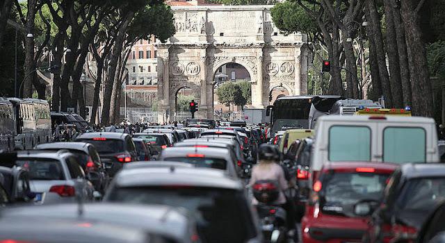 Fine dello smart working e Roma torna Roma