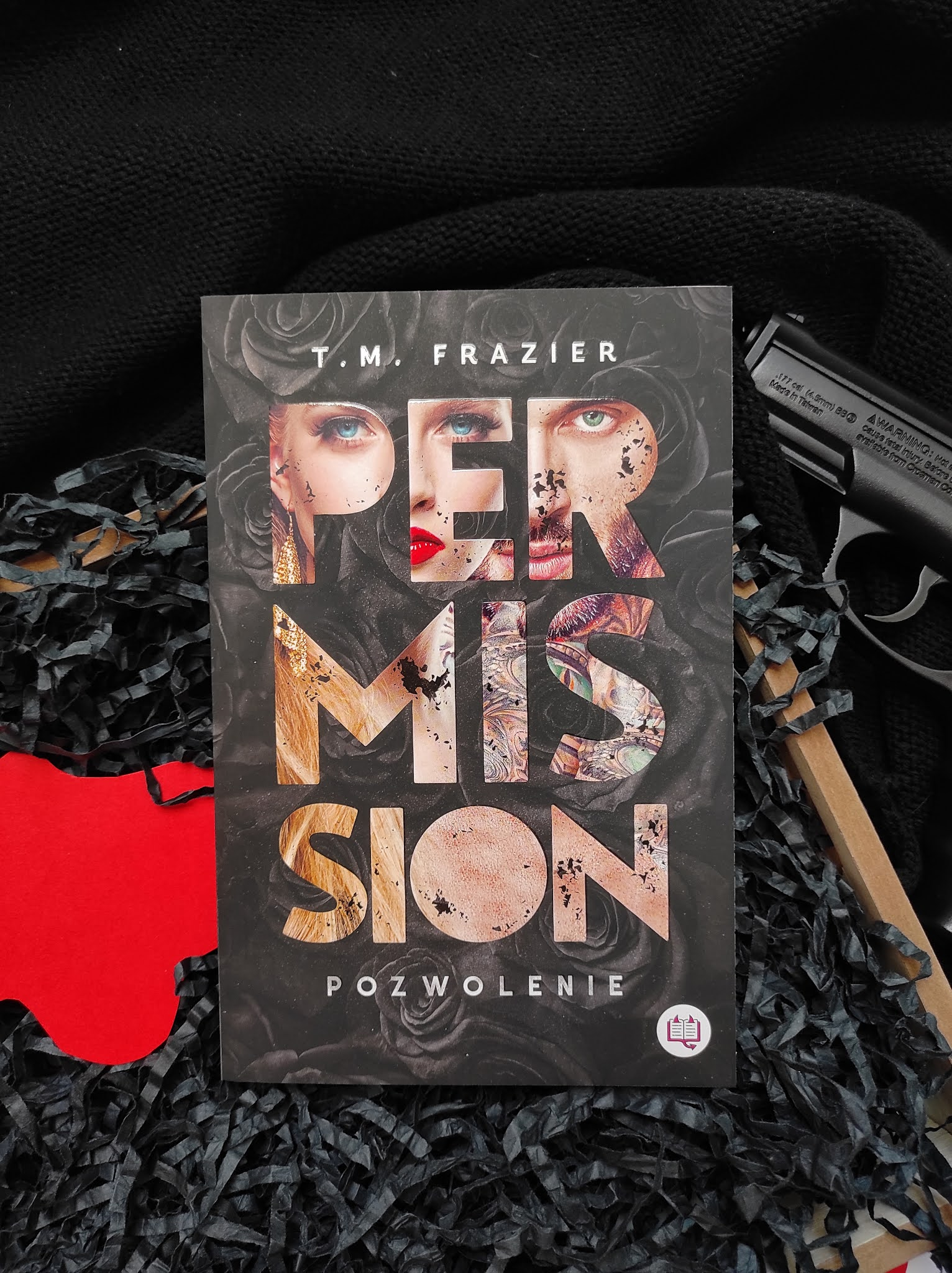 """""""Permission"""" T.M.Frazier"""