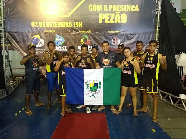 Atletas de São José da Tapera/AL,  são premiados em campeonato Campeonato Copa Sergipe de Kung Fu e Boxe Chinês em Aracaju/SE