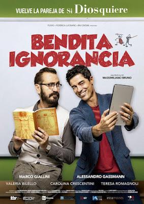Beata Ignoranza 2017 DVD R2 PAL Spanish