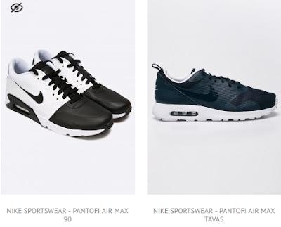 Adidasi Nike Air Max diverse modele pt barbati cumpara aici