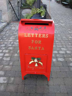 Letters For Santa Niagara-on-the-Lake