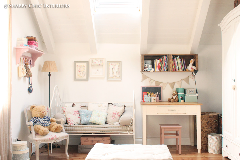 Cameretta Bambina Shabby Chic : La cameretta delle mie bimbe shabby chic interiors