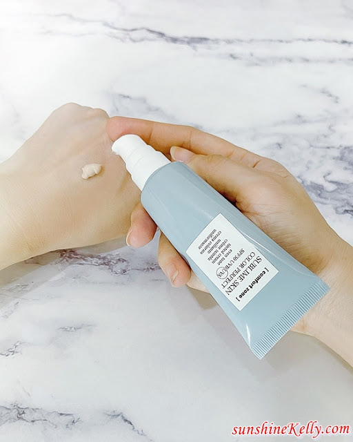 comfort zone,  Sublime Skin Corrector, Sublime Skin Color Perfect SPF50, Flawless Skin, Daily Skin Remedy, Skincare Review, Beauty