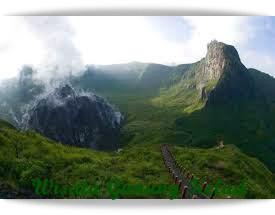 Pesona Wisata Gunung Kelud yang Menakjubkan
