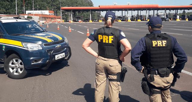 Concurso PRF 2021 oferta vagas para Policial Rodoviário Federal com salário inicial de R$ 10 mil